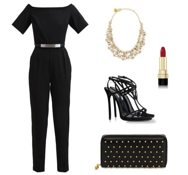 Outfity na letn� ve��rky