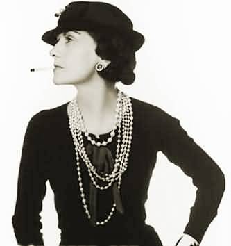 Inspirace: Styl podle Coco Chanel